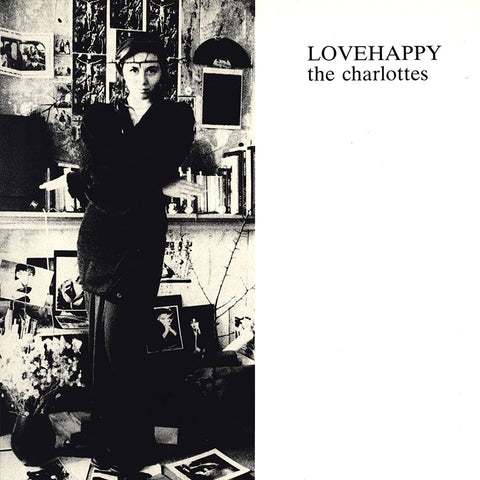 "CHARLOTTES, THE ""Lovehappy"" LP"