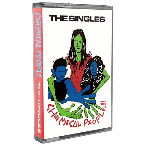 "CHEMICAL PEOPLE ""The Singles"" Tape"