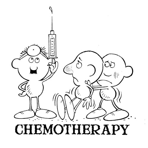 "CHEMOTHERAPY ""S/T"" 7"""