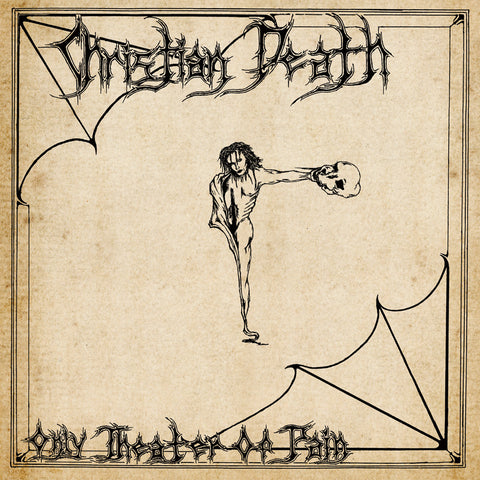 "CHRISTIAN DEATH ""Only Theatre of Pain"" LP"
