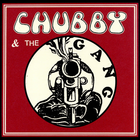 "CHUBBY AND THE GANG ""All Along the Uxbridge Road"" 7"""
