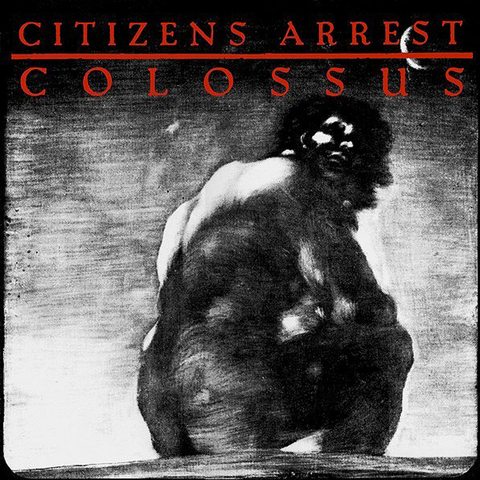 "CITIZENS ARREST ""Discography"" 2xLP"