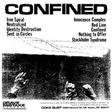 "COKE BUST ""Confined"" 12"" plus TWO 7""s Combo"