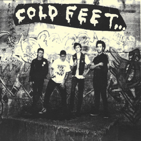 "COLD FEET ""S/T"" 7"""