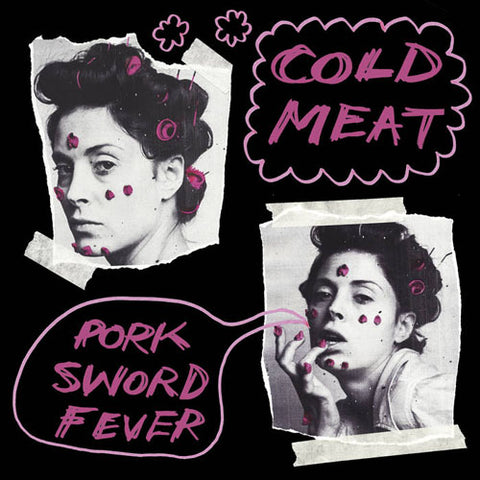 "COLD MEAT ""Pork Sword Fever (UK Pressing)"" 7"""