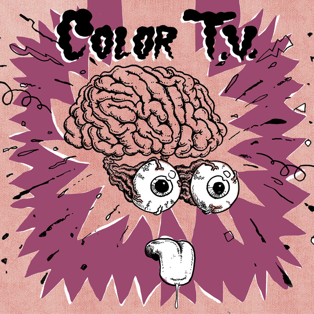 "COLOR TV ""S/T"" LP"