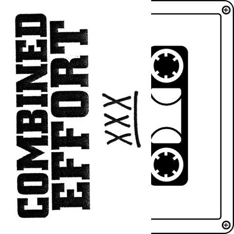 COMBINED EFFORT 2016 Demo Tape