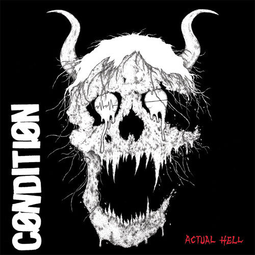"CONDITION ""Actual Hell"" LP"