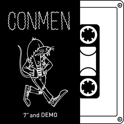 "CONMEN ""7-Inch and Demo"" Tape"