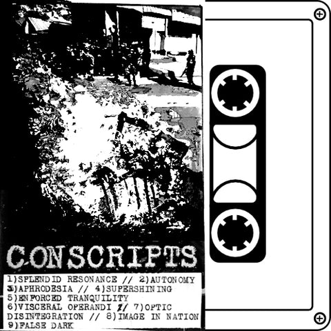 CONSCRIPTS Demo Tape
