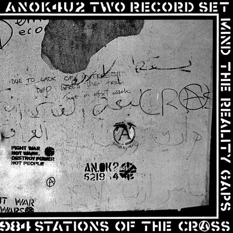 "CRASS ""Stations of the Crass"" 2xLP"
