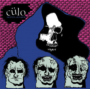 "CULO ""Life is Vile ... and So Are We"" LP"