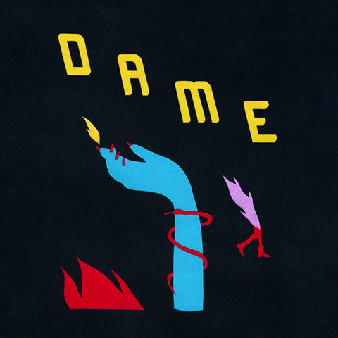 "DAME ""S/T"" 7"""