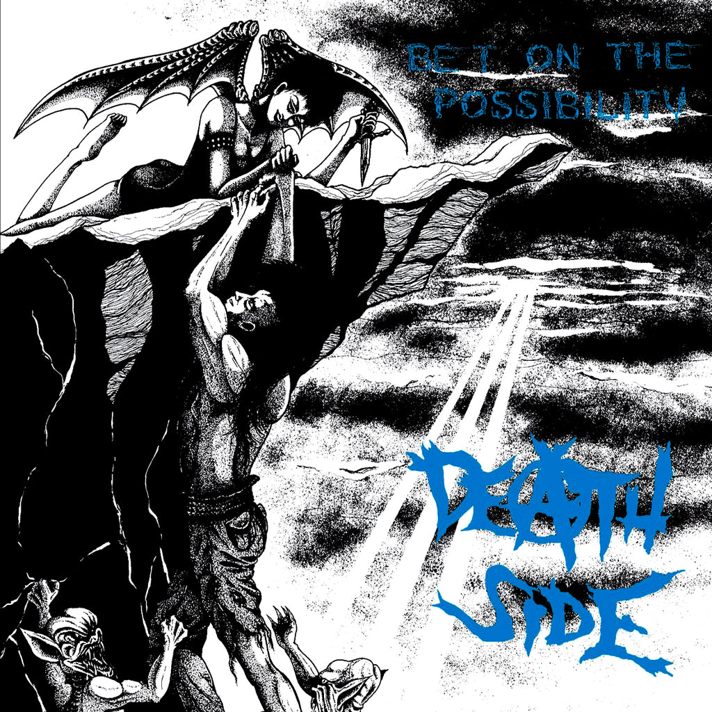 "DEATH SIDE ""Bet on the Possibility"" LP"