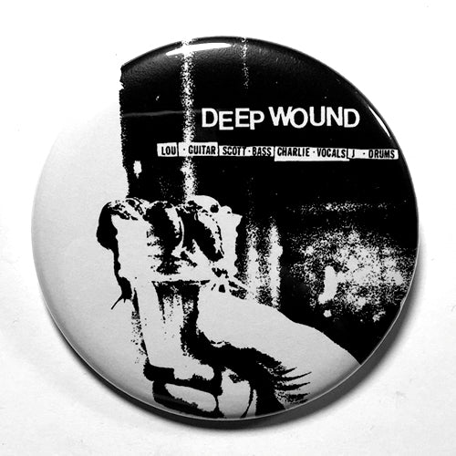 "Deep Wound ""EP"" (1"", 1.25"", or 2.25"") Pin"