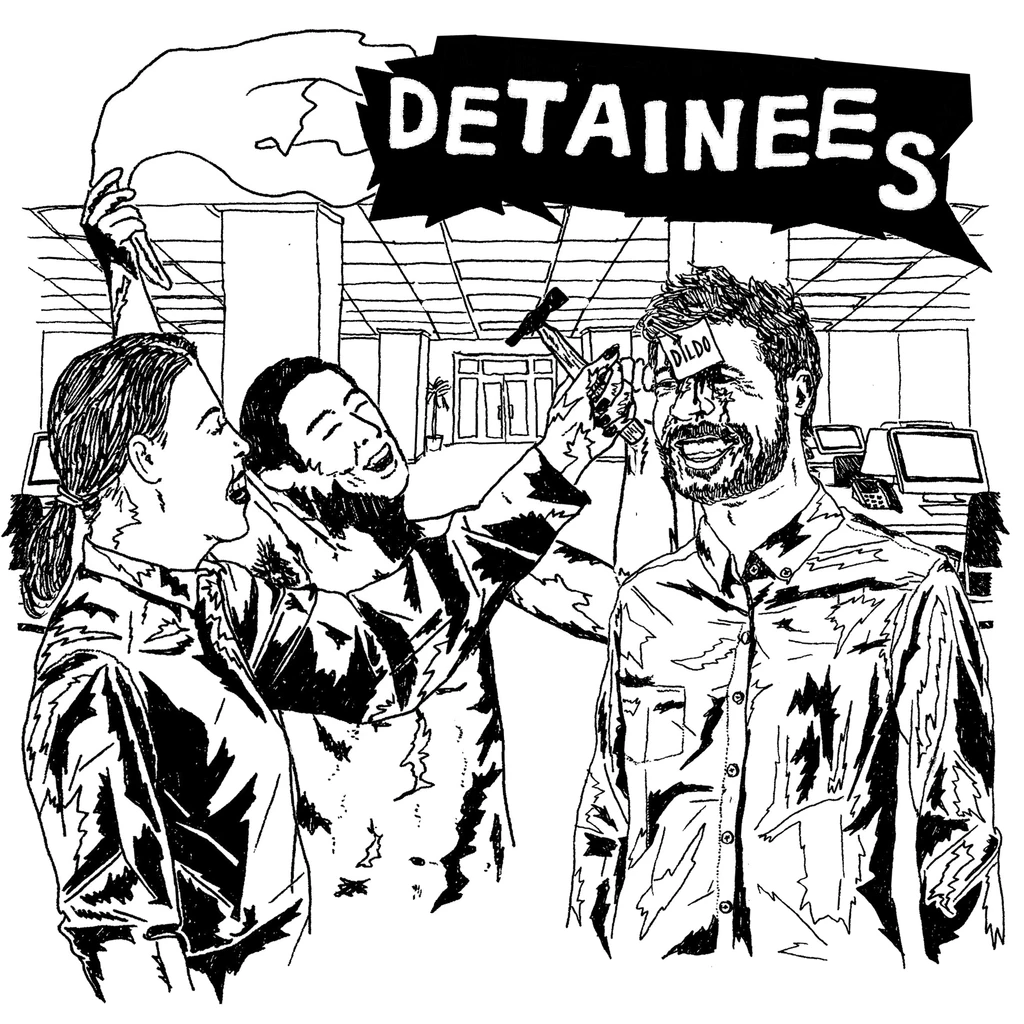 "DETAINEES ""Demo"" 7"""