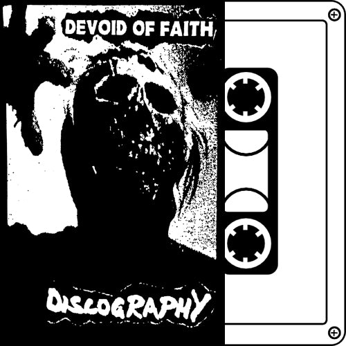 "DEVOID OF FAITH ""Discography"" Tape"