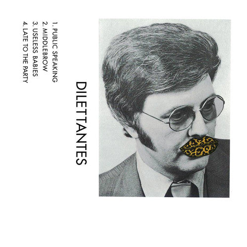 DILETTANTES 2015 Demo Tape