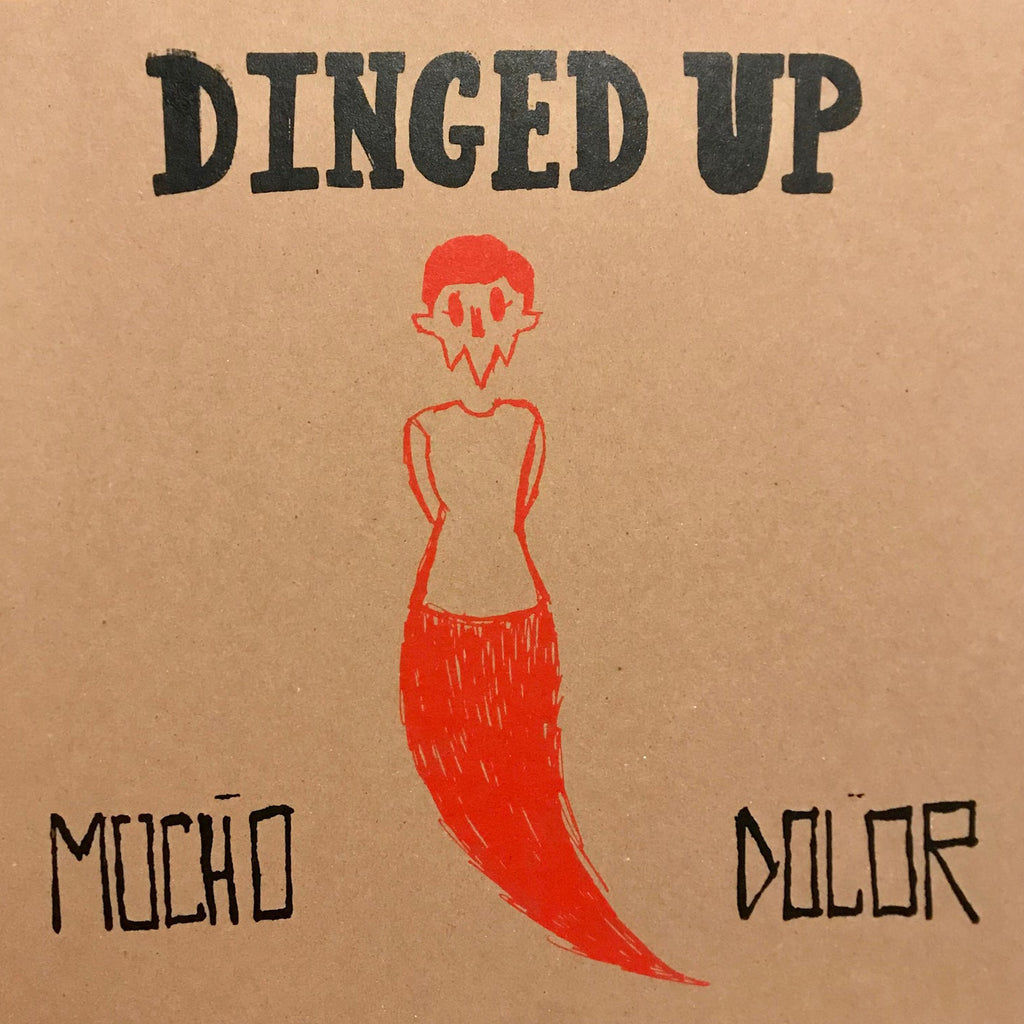 "DINGED UP ""Mucho Color"" LP"