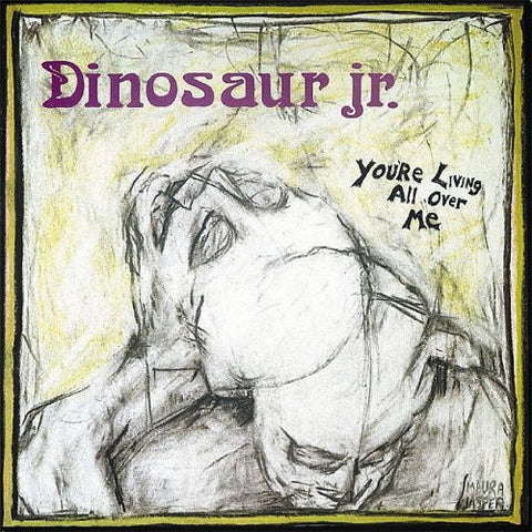 "DINOSAUR JR. ""You're Living All Over Me"" LP"