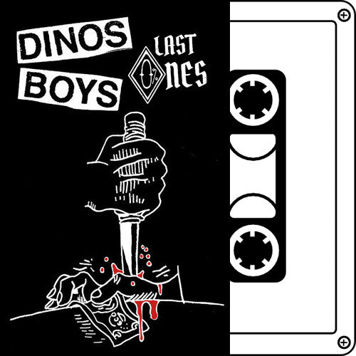 "DINOS BOYS ""Last Ones"" Tape"