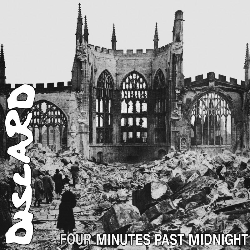 "DISCARD ""Four Minutes Past Midnight"" LP"