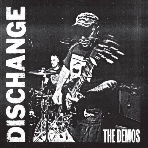 "DISCHANGE ""The Demos"" LP"