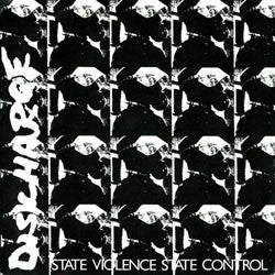 "DISCHARGE ""State Violence, State Control"" 7"""