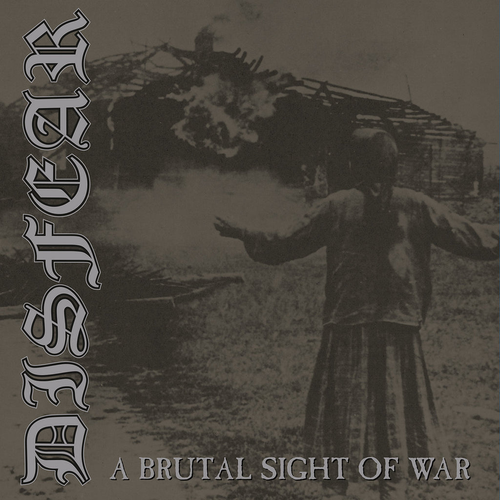 "DISFEAR ""A Brutal Sight of War"" LP"