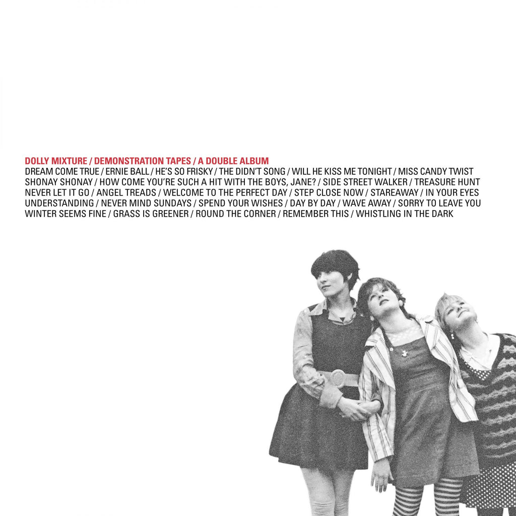 "DOLLY MIXTURE ""Demonstration Tapes"" 2xLP"