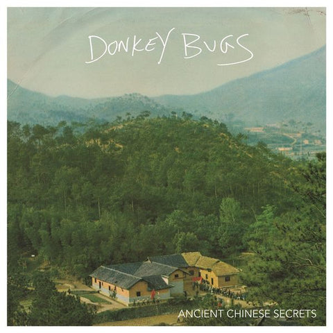 "DONKEY BUGS ""Ancient Chinese Secrets"" LP"