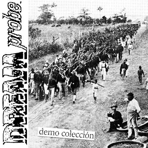 "DREAM PROBE ""Demo Coleccion"" 7"""