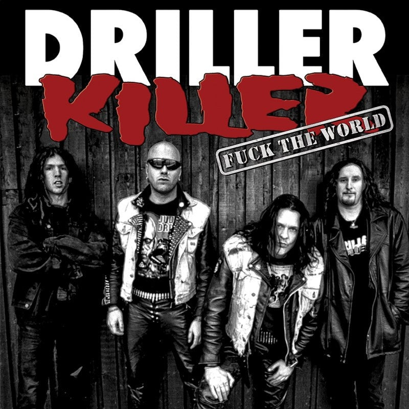 "DRILLER KILLER ""Fuck the World"" LP"