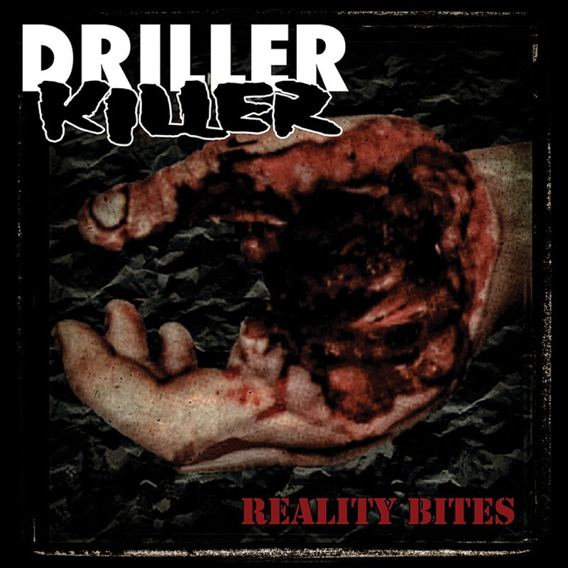 "DRILLER KILLER ""Reality Bites"" LP"
