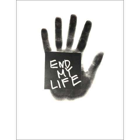 End My Life Zine Issue #1