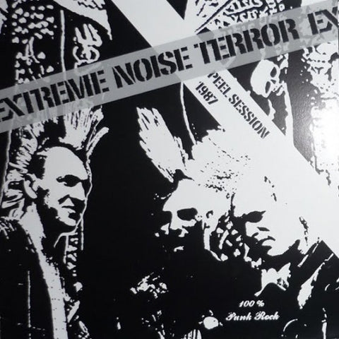 "EXTREME NOISE TERROR ""Peel Sessions 1987"" LP"