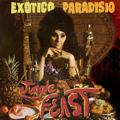 "EXOTICO PARADISIO ""Jungle Feast"" LP"