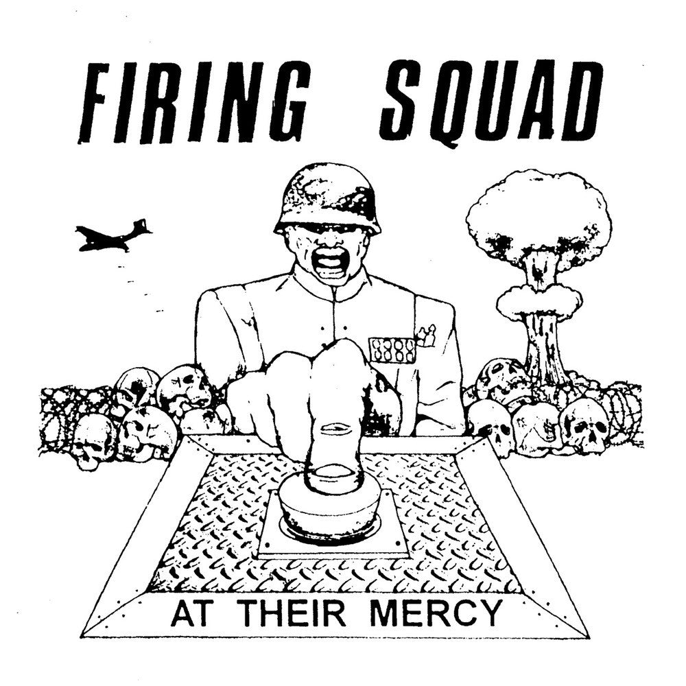 "FIRING SQUAD ""At Their Mercy"" 7"""