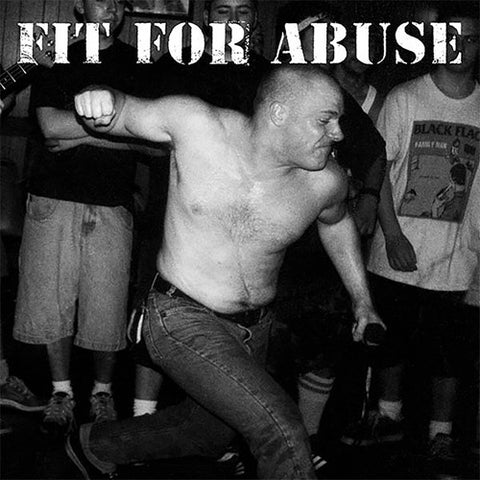 "FIT FOR ABUSE ""The Psycho Ray Sessions"" 7"""