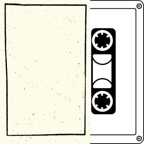 "FLOOR ABOVE, THE ""S/T"" Tape"