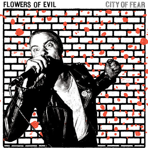 "FLOWERS OF EVIL ""City of Fear"" LP"