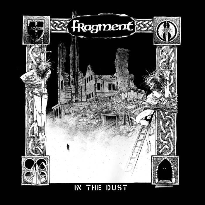 "FRAGMENT ""In the Dust"" LP"