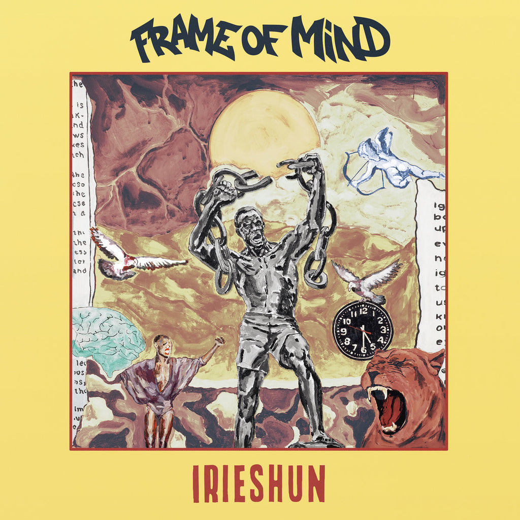 "FRAME OF MIND ""Irieshun"" LP"