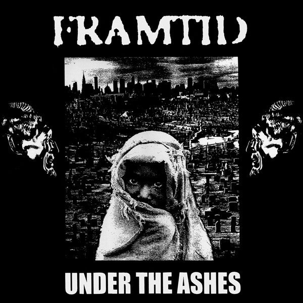 "FRAMTID ""Under the Ashes"" LP"