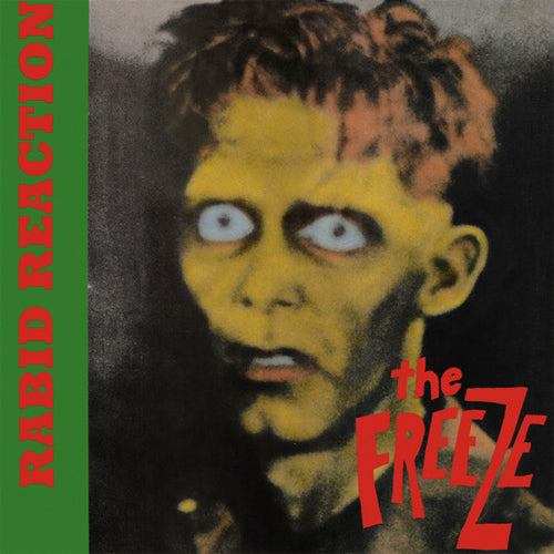"FREEZE ""Rabid Reaction"" LP"