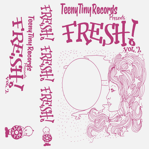 "V/A ""Fresh! Vol. 2"" Compilation Tape"