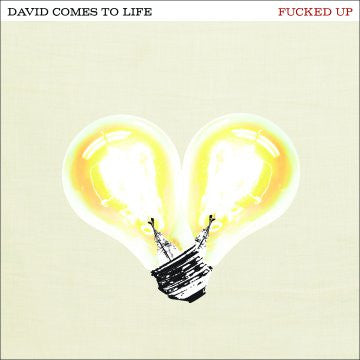 "FUCKED UP ""David Comes to Life"" 2xLP"