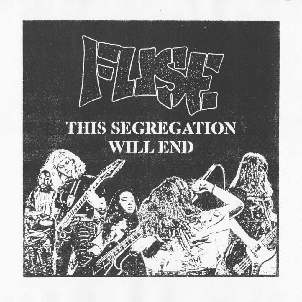 "FUSE ""The Segragation Will End"" LP"