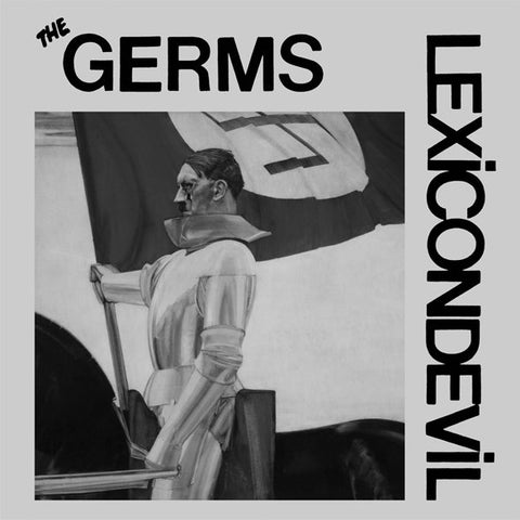 "GERMS, THE ""Lexicon Devil"" 7"""
