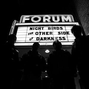 "NIGHT BIRDS ""The Other Side of Darkness"" LP"